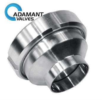sanitary-nut-check-valve